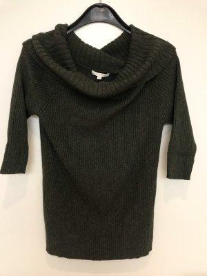 Tom Tailor Denim Wool Sweater dark green