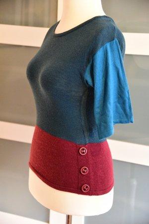 Pullover Tricolore