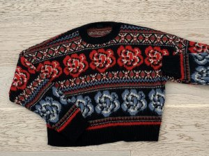 Pullover Urban Outfitters mit Retro gemusterte