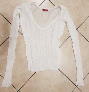 Pullover V Auschnitt von EDC by Esprit Gr. XS