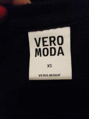 Pullover Vero moda schwarz mit Steinchenmuster