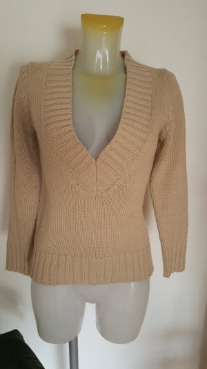 3 Suisses Sweater sand brown-cream