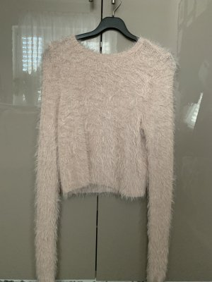 Abercrombie & Fitch Crewneck Sweater rose-gold-coloured