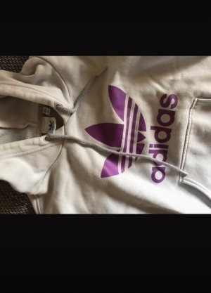 Adidas Hooded Sweater grey-pink
