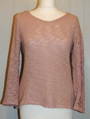 Pullover von Aniston in rosa Größe 36