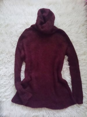 Annette Görtz Oversized Sweater bordeaux-blackberry-red