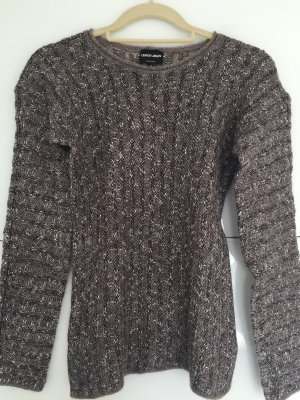 Armani Wool Sweater multicolored