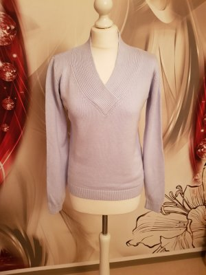 Ashley Brooke Sweater lichtblauw
