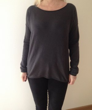 Bloom Cashmere Jumper anthracite cashmere