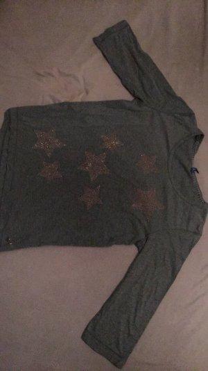 Cecil Pullover in cashmere grigio
