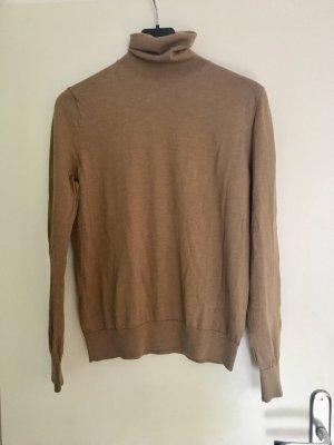 Pullover von Cos Rollkragenpullover Camelpullover Größe S toteme Herbst