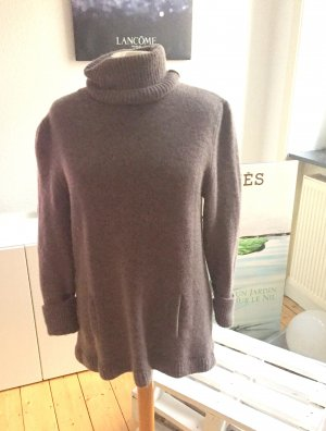 dtLm Don't Label me Pullover in cashmere bronzo