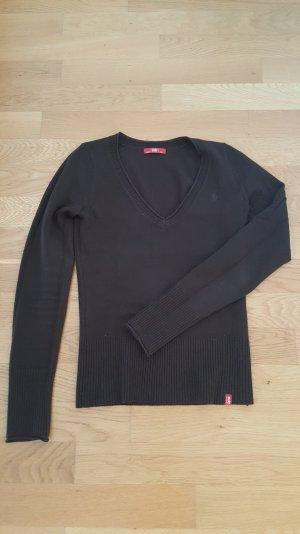 Pullover von edc braun