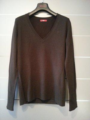 Pullover von EDC by Esprit, braun, Größe L / 40