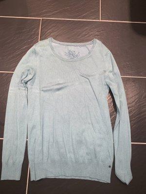 Pullover Von EDC in Türkis