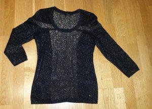 Pullover von ESCADA, gold schimmernd
