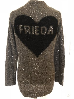 Frieda & Freddies New York Oversized trui veelkleurig