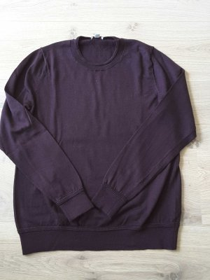 Pullover von Gap Gr L in aubergine