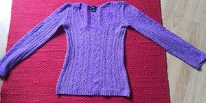Pullover von GAP, Größe XS, lila, sehr gut erhalten