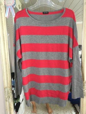 Pullover von Gerry Weber in grau pink Größe 46