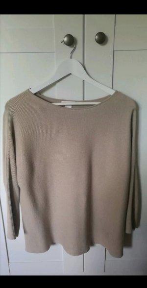 H&M Jersey de lana beige claro