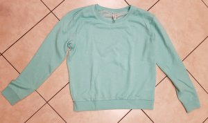 Pullover von H&M Divided Basic mint türkis Gr. S