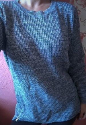Pullover von H&M Divided, Gr. XS, Grau