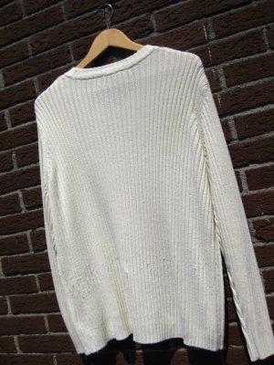 Pullover von H&M in beige, Größe L