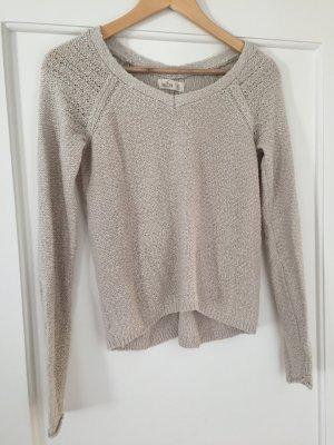 Pullover von Hollister in beige Größe xs
