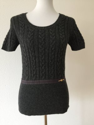 Louis Vuitton Jersey gris oscuro Lana