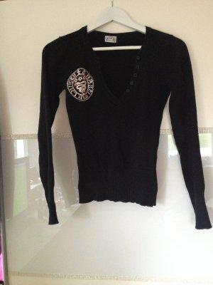 Pullover von Madonna in schwarz Größe 34