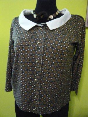 Pullover von Marina Yachting - S/M - abnehmbarer Kragen *Top Zustand*
