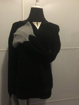 Pullover von Monari , Größe 38, in schwarz/ grau, ungetragen