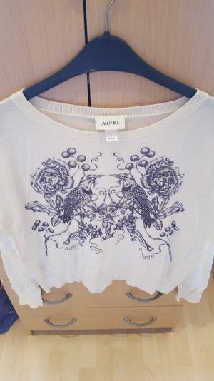 Pullover von Monki mit schönem Muster