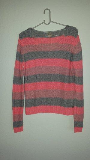 Pullover von Only gestreift