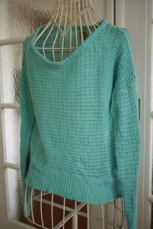 Pullover von only - türkis