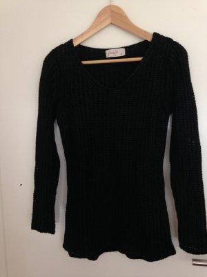Pullover von Poolgirl, Gr. 36, schwarz
