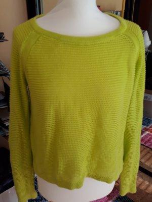 Ralph Lauren Gebreide trui limoen geel-neon groen