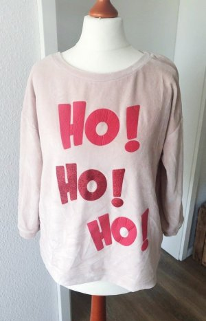 Review Christmasjumper pink-light pink cotton