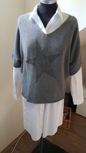 Pullover von Rich & Royal,  Gr. XS, grau