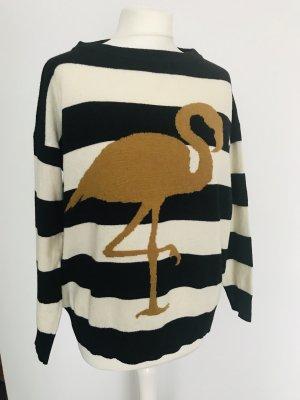 Pullover von Rinascimento mit Pelikan