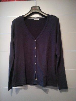 Pullover von Street One, dunkelblau, Größe 40/ L