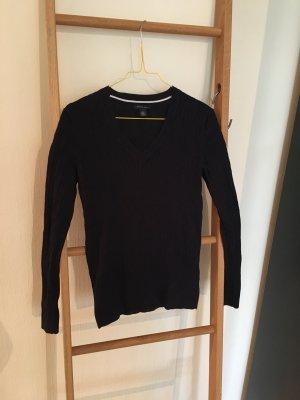 Pullover von Tommy Hilfiger in dunkelblau - Größe M
