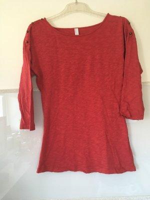 Pullover von Vero Moda in rot Größe S