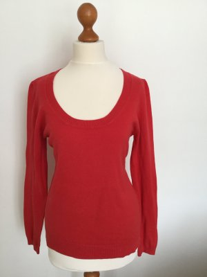 Pullover von Zara aus Baumwollstrick