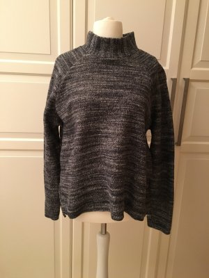 Pullover von Zara grau meliert