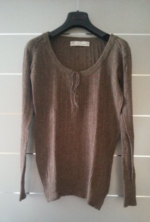 Pullover von Zara, Größe M/ 38, braun