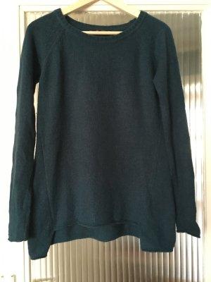 Pullover von Zara in der Farbe Petrol Gr. S