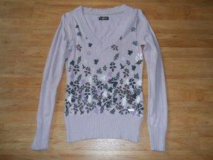 Pullover von Zoo York in Gr. 34 rosa
