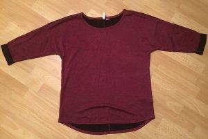 Pullover weinrot H&M Größe 38/M